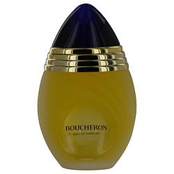 BOUCHERON by Boucheron EDP SPRAY 3 OZ (NEW PACKAGING) - 95% FULL for WOMEN