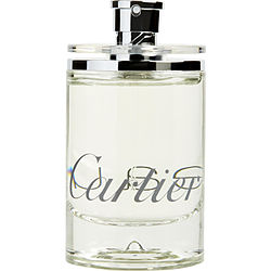 EAU DE CARTIER by Cartier EDT SPRAY 3.3 OZ *TESTER for UNISEX