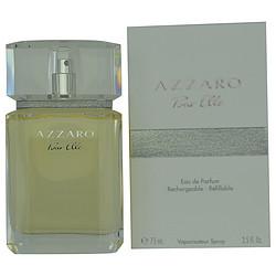 AZZARO POUR ELLE by Azzaro EDP SPRAY REFILLABLE 2.5 OZ for WOMEN