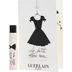LA PETITE ROBE NOIRE by Guerlain EDP SPRAY VIAL ON CARD for WOMEN