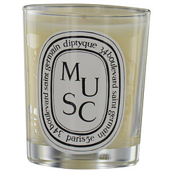 DIPTYQUE MUSC by Diptyque SCENTED CANDLE 6.5 OZ for UNISEX