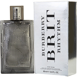 BURBERRY BRIT RHYTHM INTENSE by Burberry EDT SPRAY 3 OZ for MEN