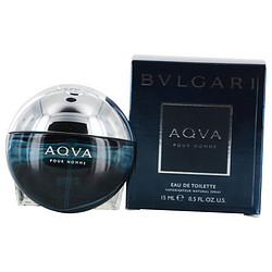 BVLGARI AQUA by Bvlgari EDT SPRAY .5 OZ for MEN