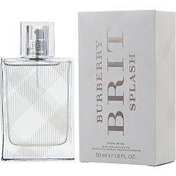 BURBERRY BRIT SPLASH by Burberry EDT SPRAY 1.6 OZ for MEN