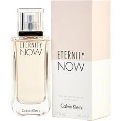 ETERNITY NOW by Calvin Klein EDP SPRAY 1.7 OZ for WOMEN