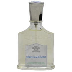 CREED VIRGIN ISLAND WATER by Creed EDP SPRAY 2.5 OZ - 95% FULL for UNISEX