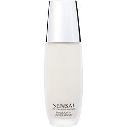 Kanebo by Kanebo Sensai Cellular Performance Emulsion III – Super Moist (New Packaging) -|3.4OZ for WOMEN