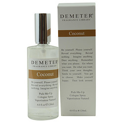 DEMETER by Demeter COCONUT COLOGNE SPRAY 4 OZ for UNISEX