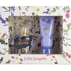LOLITA LEMPICKA by Lolita Lempicka SET-EDP SPRAY 3.4 OZ & BODY CREAM 3.4 OZ for WOMEN