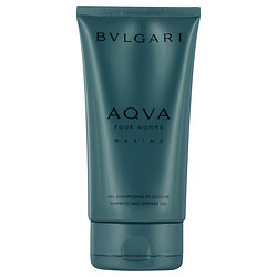 BVLGARI AQUA MARINE by Bvlgari SHAMPOO AND SHOWER GEL 5 OZ for MEN 270993