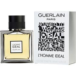 GUERLAIN L'HOMME IDEAL by Guerlain EDT SPRAY 1.6 OZ for MEN