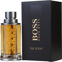 BOSS THE SCENT by Hugo Boss EDT SPRAY 3.3 OZ for MEN