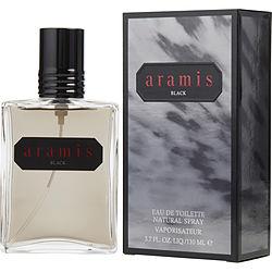ARAMIS BLACK by Aramis EDT SPRAY 3.7 OZ for MEN
