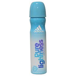 ADIDAS PURE LIGHTNESS by Adidas DEODORANT SPRAY 2.5 OZ for WOMEN