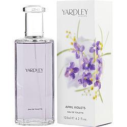 Parfum de damă YARDLEY April Violets
