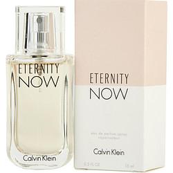 ETERNITY NOW by Calvin Klein EDP SPRAY .5 OZ for WOMEN