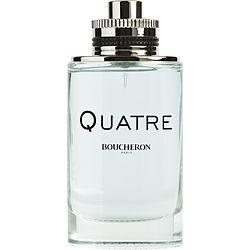BOUCHERON QUATRE by Boucheron EDT SPRAY 3.3 OZ *TESTER for MEN