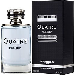 BOUCHERON QUATRE by Boucheron EDT SPRAY 3.4 OZ for MEN