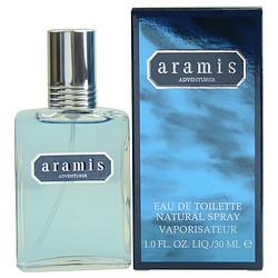 ARAMIS ADVENTURER by Aramis EDT SPRAY 1 OZ for MEN