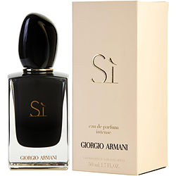 ARMANI SI INTENSE by Giorgio Armani EDP SPRAY 1.7 OZ for WOMEN