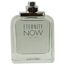 ETERNITY NOW by Calvin Klein EDT SPRAY 3.4 OZ *TESTER for MEN