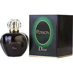 POISON by Christian Dior EDT SPRAY 1.7 OZ (NEW PACKAGING) for WOMEN