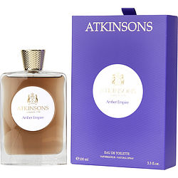 Atkinsons Amber Empire By Atkinsons Edt Spray 3.3 Oz For Men