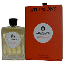 Atkinsons 24 Old Bond Street By Atkinsons Eau De Cologne Spray 3.3 Oz For Men