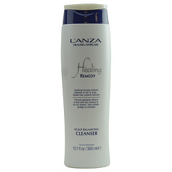 LANZA by Lanza HEALING REMEDY SCALP BALANCING CLEANSER SHAMPOO 10.1 OZ for UNISEX 277054