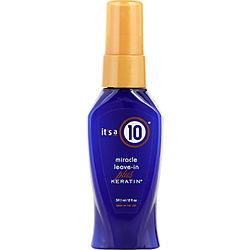 Its A 10 By It'S A 10 Miracle Leave In Product Plus Keratin 2 Oz For Unisex