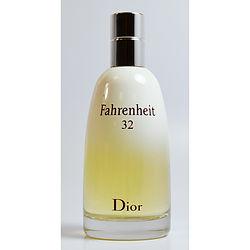 FAHRENHEIT 32 by Christian Dior EDT SPRAY 3.4 OZ - 95% FULL for MEN