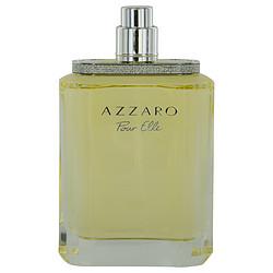 AZZARO POUR ELLE by Azzaro EDP SPRAY REFILLABLE 2.5 OZ *TESTER for WOMEN