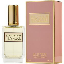 TEA ROSE by Perfumers Workshop EAU DE PARFUM SPRAY 2 OZ for WOMEN