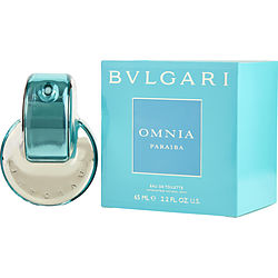 BVLGARI OMNIA PARAIBA by Bvlgari EDT SPRAY 2.2 OZ for WOMEN
