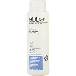 Abba By Abba Pure & Natural Hair Care Moisture Shampoo 8 Oz For Unisex
