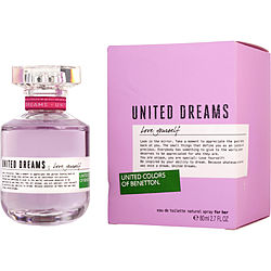 Parfum de damă BENETTON United Dreams Love Yourself