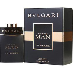 BVLGARI MAN IN BLACK by Bvlgari EDP SPRAY 5 OZ for MEN