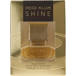 HEIDI KLUM SHINE by Heidi Klum EDT SPRAY .5 OZ for WOMEN 281981