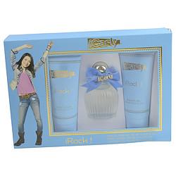 Icarly Irock By Marmol & Son Set-Eau De Parfum Spray Spray 3.4 Oz & Body Lotion 5 Oz & Shower Gel 5 Oz For Women