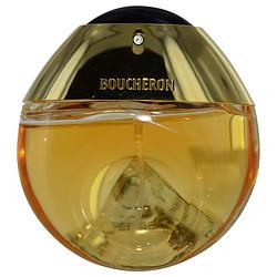 BOUCHERON by Boucheron EDT SPRAY 1 OZ - 95% FULL for WOMEN