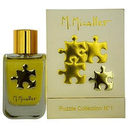 M. MICALLEF COLLECTION PUZZLE NO. 1 by Parfums M Micallef EDP SPRAY 3.3 OZ for MEN