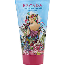 ESCADA TURQUOISE SUMMER by Escada BODY LOTION 5 OZ for WOMEN
