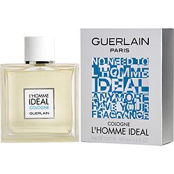 GUERLAIN L'HOMME IDEAL Cologne by Guerlain EDT SPRAY 3.3 OZ for MEN