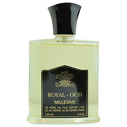CREED ROYAL OUD by Creed EDP SPRAY 4 OZ - 95% FULL for UNISEX