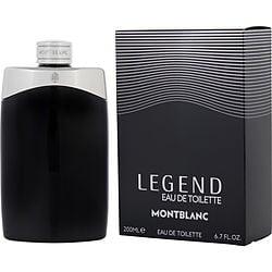MONT BLANC LEGEND by Mont Blanc EDT SPRAY 6.7 OZ for MEN