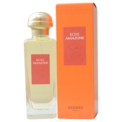 Rose Amazone Eau De Toilette For Women By Hermes Fragrancenetcom
