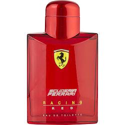 Ferrari Scuderia Racing Red By Ferrari Edt Spray 4.2 Oz *Tester For Men