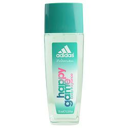 ADIDAS HAPPY GAME by Adidas DEODORANT BODY SPRAY 2.5 OZ (UNBOXED) for WOMEN