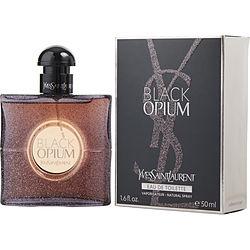Black Opium by Yves Saint Laurent EDT SPRAY 1.6 OZ for WOMEN