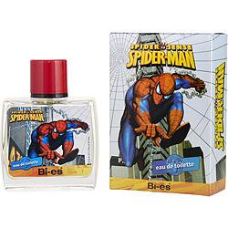 SPIDERMAN by Marvel EDT SPRAY 3.4 OZ (SENSE) for UNISEX 285551